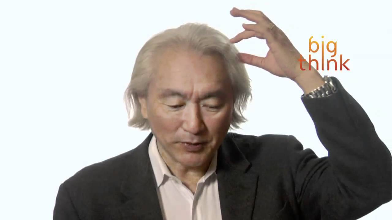 Download Michio Kaku: Could We Transport Our Consciousness Into Robots? | Big Think