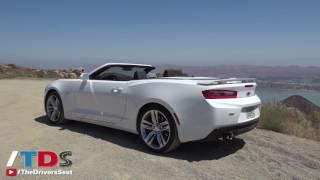 Chevrolet Camaro Convertible 2016 Videos