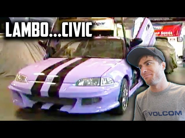 "Pimp My Ride Honda Civic : The ""Best"" Civic Ever"