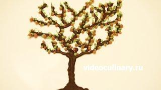 Шоколадное дерево - Рецепт Бабушки Эммы
