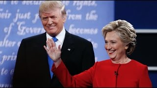 Watch Trump and Clinton Roast Each Other at Alfred Smith Dinner
