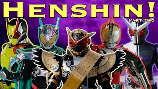 HENSHIN Part Two - feat. FKMovers [FOREVER SERIES] Power Rangers x Kamen Rider