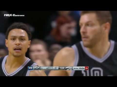 San Antonio Spurs vs Toronto Raptors   Full Game Highlights  Jan 24 2017