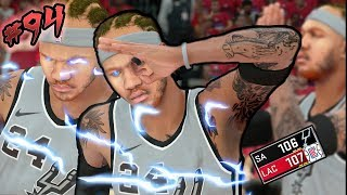DOWN THE WIRE! TEAMMATES WANT TO LOSE!? NBA 2k18 MyCAREER Ep. 94