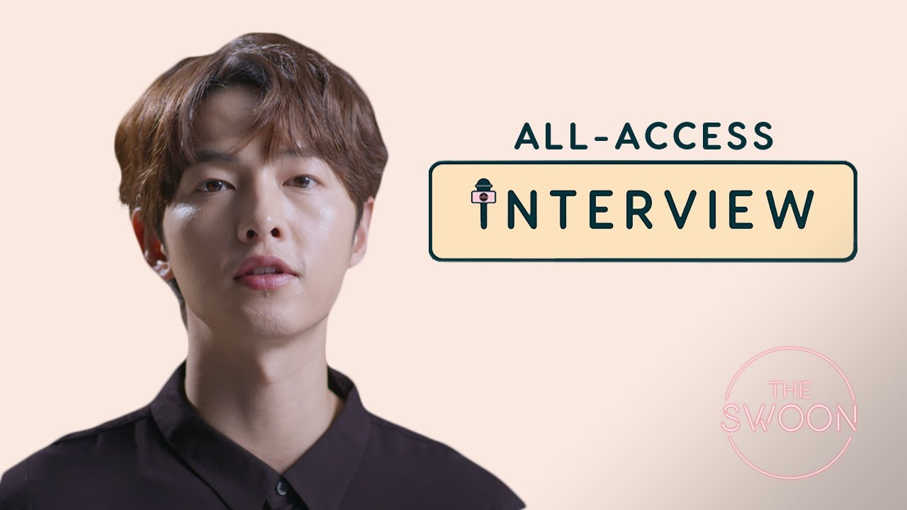Photo of song joong-ki ภาพยนตร์และรายการโทรทัศน์ – Cast of Arthdal Chronicles on characters, relationships, and acting | All Access Interview [ENG SUB]