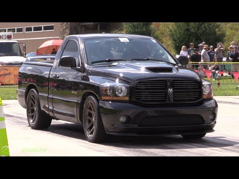 How Fast Is A Dodge Ram Srt 10 In The Half Mile