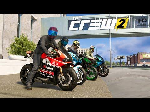 The Crew 2 55  Ducati Panigale R Cùng Đoàn Moto Đi Phượt Đà Lạt