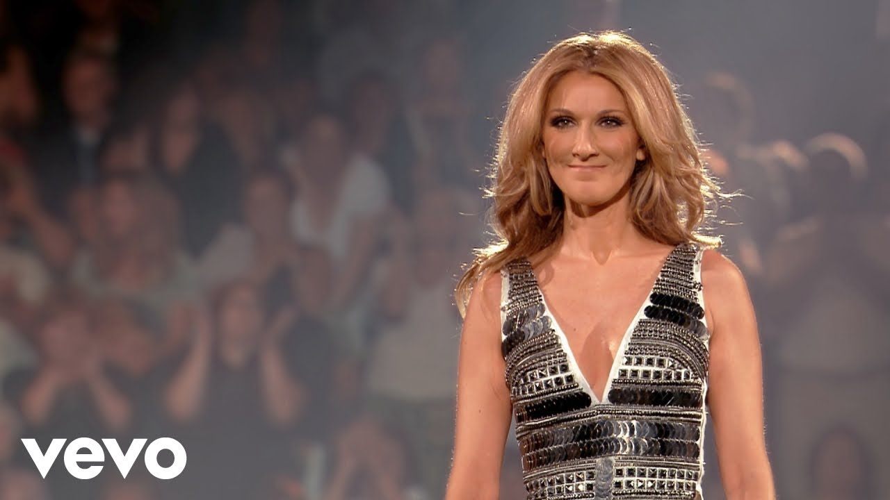 Download Céline Dion - All By Myself (Live in Boston, 2008)