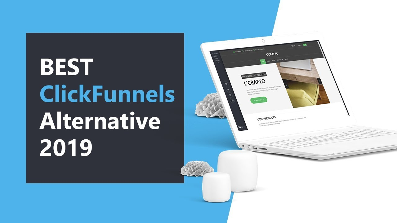 Getting The Clickfunnels Alternatives To Work