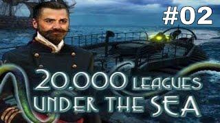 20,000 Leagues Under The Sea [02] Walkthrough Part 2