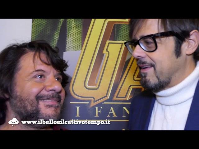 Gagmen Lillo & Greg - Teatro Olimpico