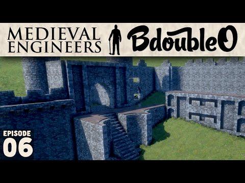 Medieval Engineers Gameplay :: Scale THIS! Part 6