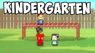 KILLING THE MEAN GIRL - Kindergarten Gameplay