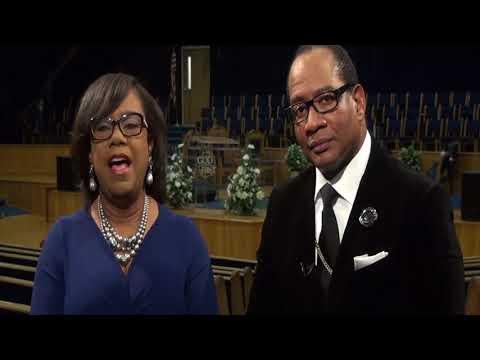 How We Met: Interview with the Bishop Patrick and Pamela Wooden