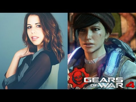 The Voices of Gears of War 4 (Voice Actors and Characters in GOW4)