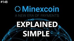 MinexCoin Explained Simple - Daily Deals: #148
