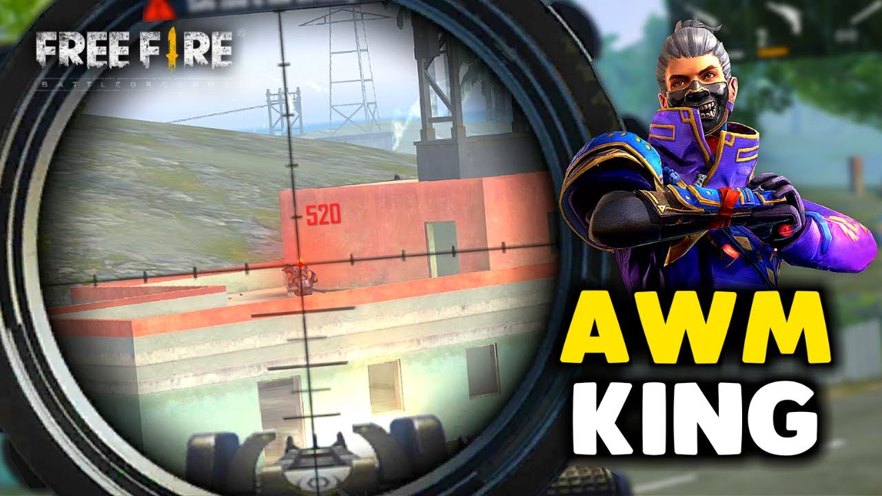Download AWM King is Back for Jealous People Solo vs Squad Op Gameplay - Garena Free Fire