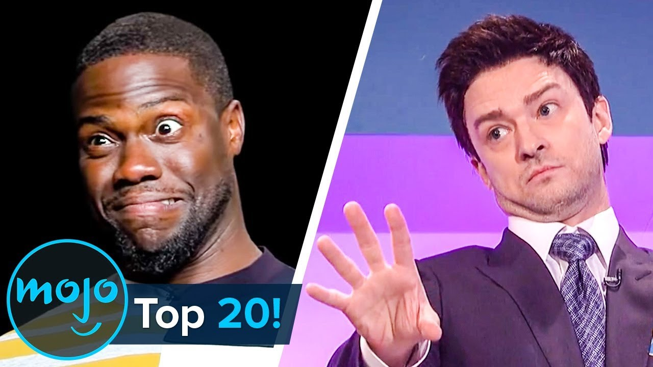 Top 20 Hilarious Impressions Done by Celebrities
