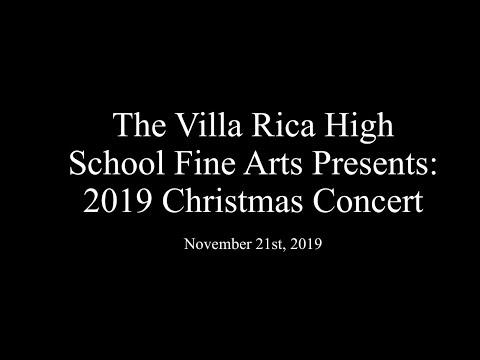 Villa Rica High School Christmas Concert