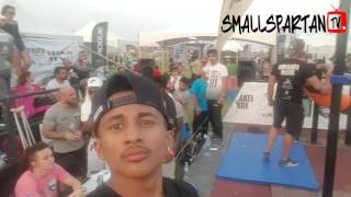 VLOG - DUBAI BATTLE OF THE BARS 17 (PART 3)