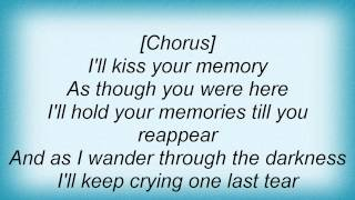 Bee Gees - I'll Kiss Your Memory Lyrics_1.