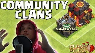 COMMUNITY CLANS! || CLASH OF CLANS || Let's Play CoC [Deutsch/German Android iOS PC HD]