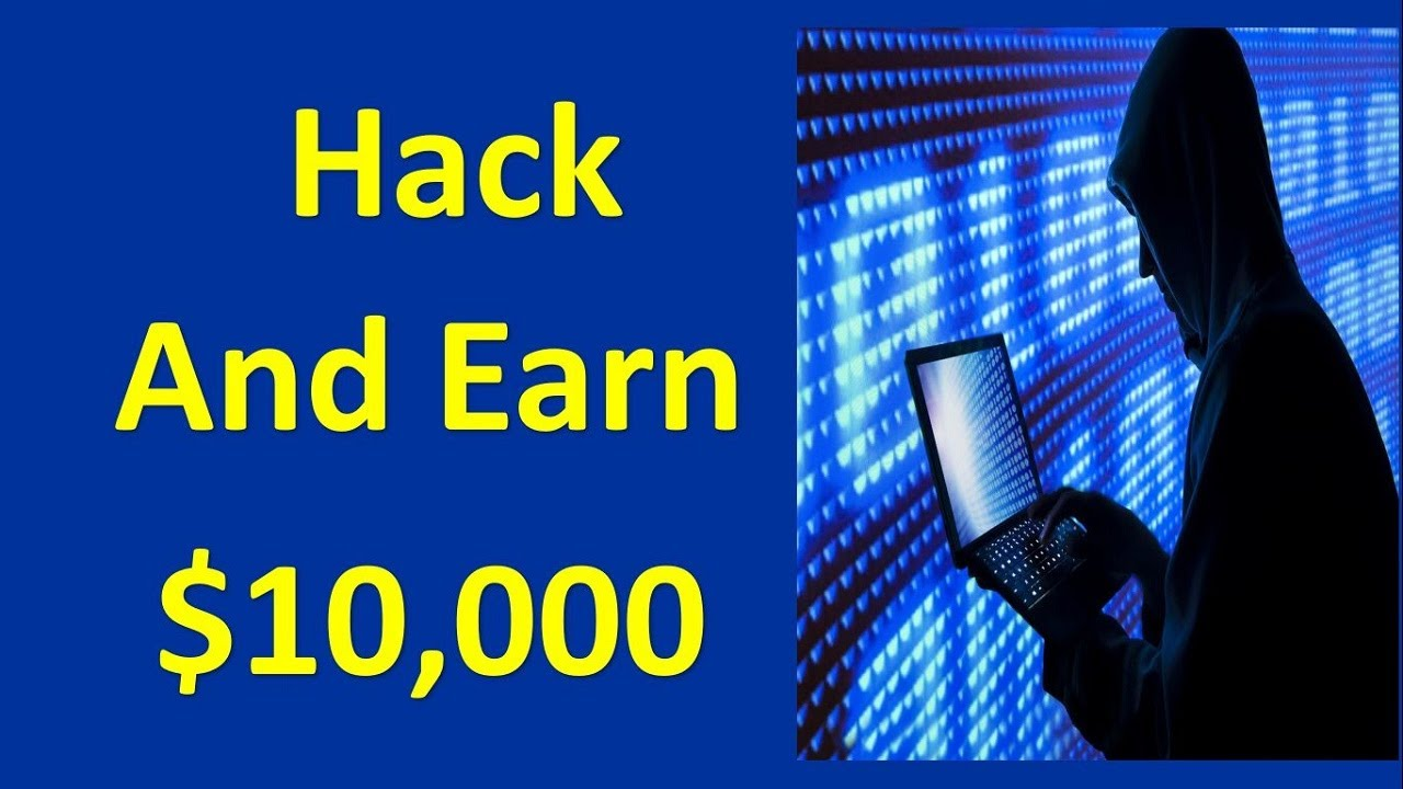 How to earn money online by hacking in legal way | Hack and earn money