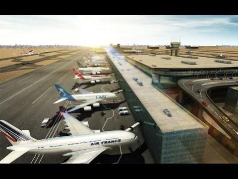 Perú Construcción - Aeropuerto  de Chincheros - Situación Actual