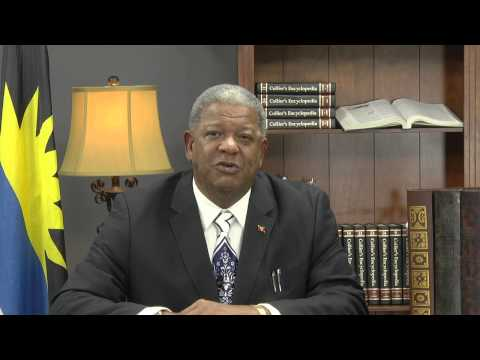 New Year Message By Hon. Baldwin Spencer Prime Minister of Antigua and Barbuda