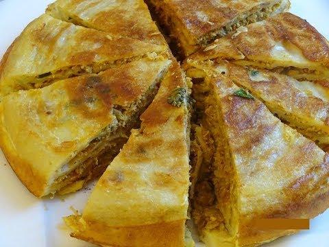 ചട്ടിപത്തിരി  || chattipathiri ||  chattipathal  Malabar ifthar dish