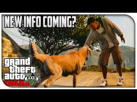 GTA 5 - New PS4 Info Coming Tomorrow (New Gen Features) [GTA ...