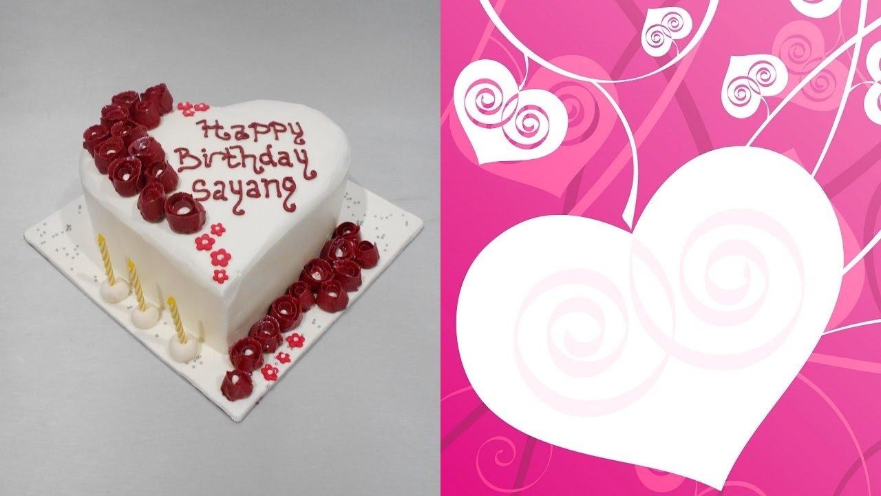 Heart Cake Designs