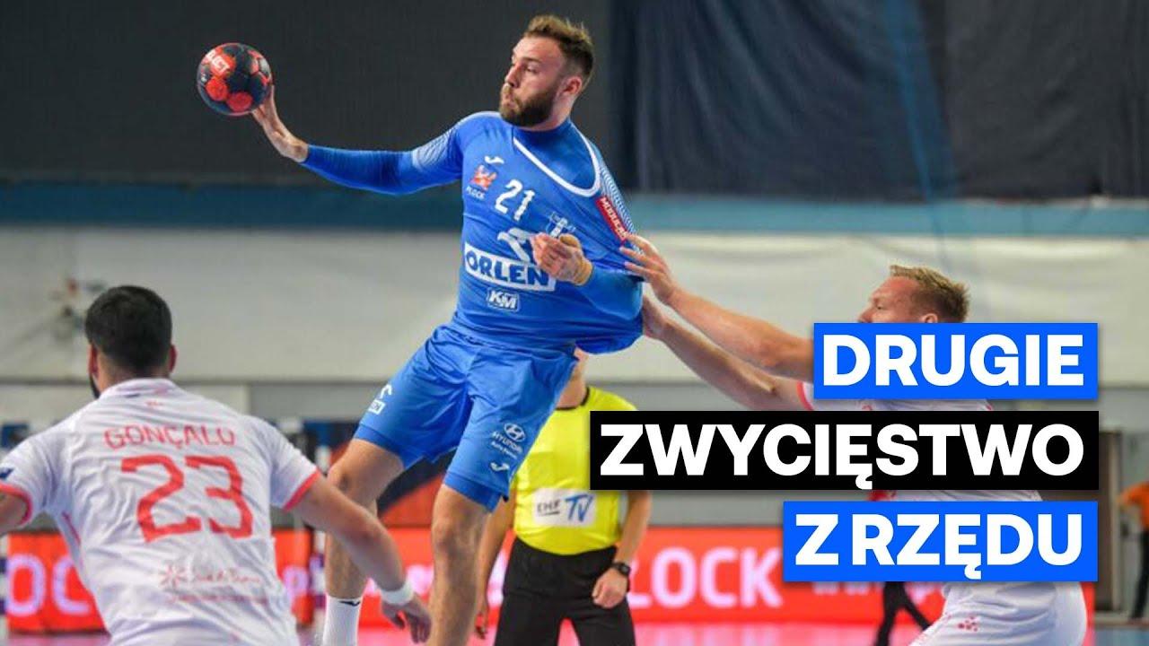 Drugi mecz i DRUGIE ZWYCIĘSTWO Orlen Wisły Płock w Lidze Europejskiej!