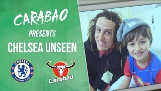 Baixar CHELSEA UNSEEN: Luiz & Costa in high spirits, warm-up skills & children's hospital Christmas cheer