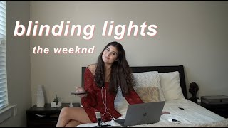 The Weeknd - Blinding Lights (Cover)