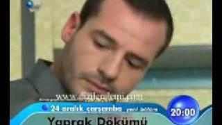 Скачать YAPRAK DÖKÜMÜ 95 BÖLÜM FRAGMANI 24 ARALIK 2008 SESLI