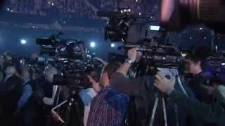 Måns Zelmerlöw Final Rehearsal for Eurovision