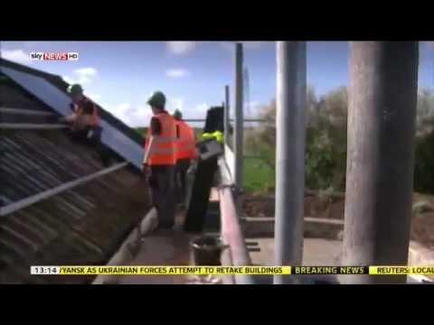 SOLAR POWER - SKY NEWS - ECO NRG SOLUTIONS