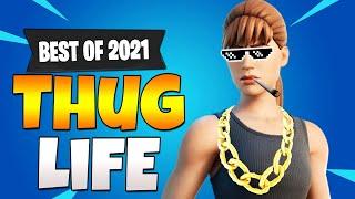 BEST OF 2021: FORTNITE THUG LIFE Moments Ep. 1 (Fortnite Epic Wins & Funny Fails 2021)