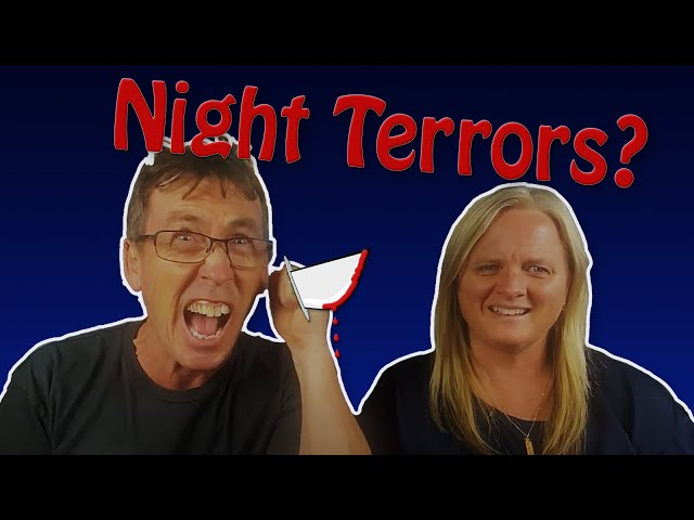 Natural help for night terrors and nightmares