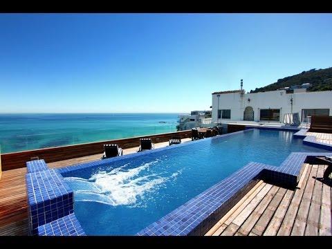 White Cliffs Penthouse - Luxury Villa Rental, Cape Town