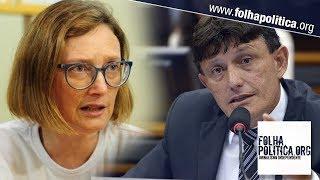Deputado agredido por Maria do Rosário anuncia que representará con...