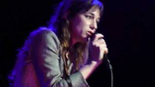 Charlotte Gainsbourg TLA Live in Philly - Dandelion