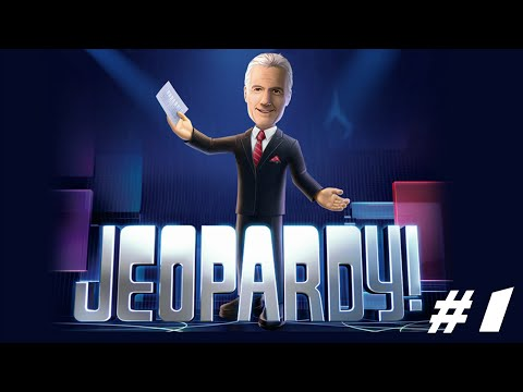 Jeopardy! - Episode 1: Not So Famous Canadians