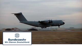 Ein Jahr A400M - Bundeswehr