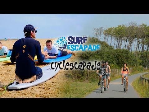 Surf Escapade  -  Cyclescapade