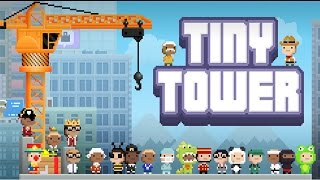 Tiny Tower [Android/iOS] Gameplay (HD)