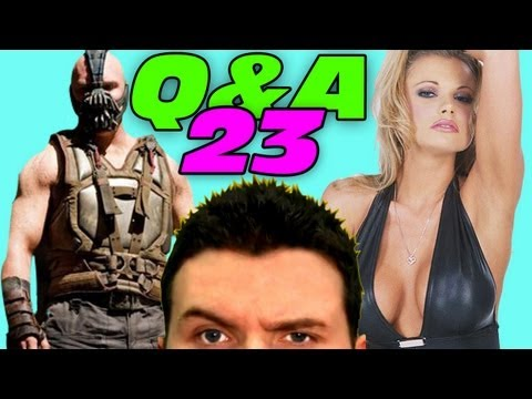 Ask Anything 23: Hot Chicks, Movies, Secrets and MORE!
