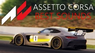 ASSETTO CORSA - Best Sound Compilation | HD | 60fps |