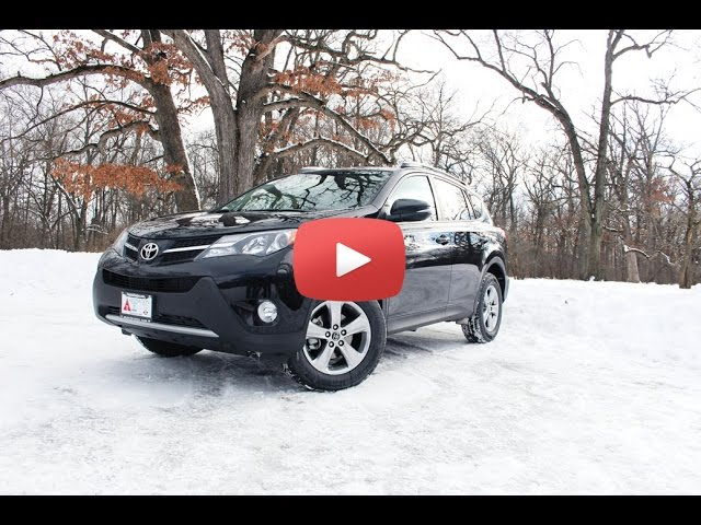 2017 Toyota Rav4 Review Test Drive Chicago News Naijafy
